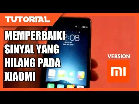 Cara Mengatasi Sinyal Hilang Pada Xiaomi Redmi Setelah Update Rom