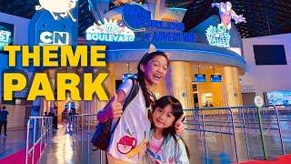 IMG World's of Adventure Indoor Theme Park