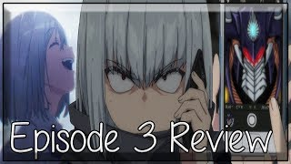 The Path to Victory - SSSS.Gridman Episode 3 Anime Review