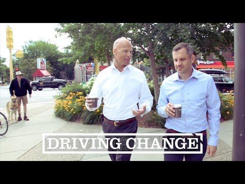 Driving Change Ep. 9 - Scott Dillon CTO of Wells Fargo Talks About Leading at Scale