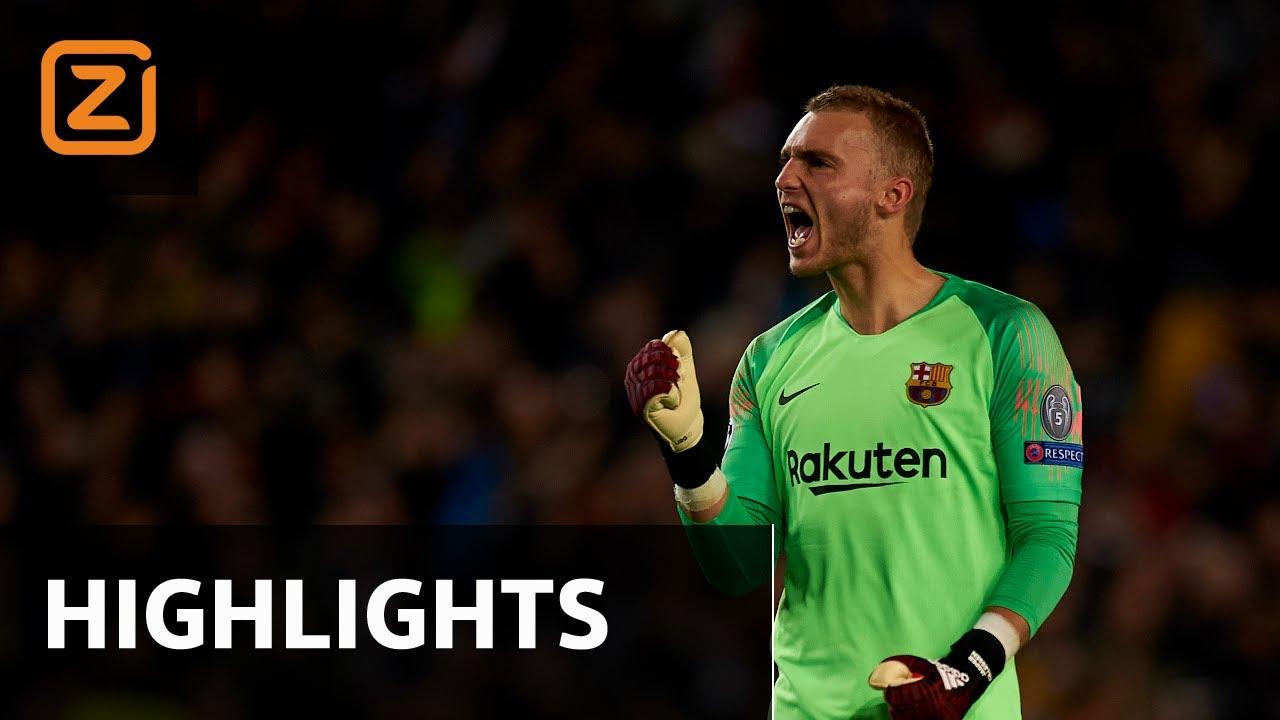 Geweldige Cillessen in CL | FC Barcelona vs Tottenham | Champions League 2018/19 | Samenvatting