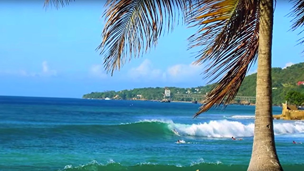 Puerto Rico Surf Trip Winter 2013 - YouTube