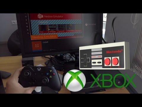 NES Emulator Coming To Xbox One ?