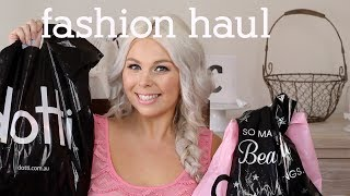 Australian Clothing Haul Ally Fashion, Colette, Cotton On, Xenia Boutique, Dotti