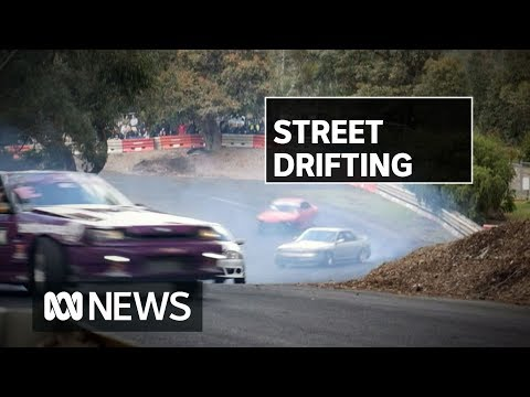 Drifting Through Mt Gambier A Leadfoot's Dream | ABC News