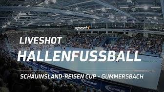 ReLIVE | Hallenfußball | Schauinsland-Reisen Cup Gummersbach | 07.01.2018 | SPORT1