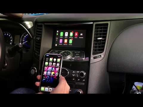 Infiniti CarPlay