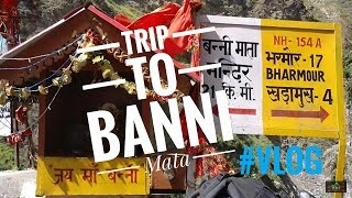 Trip to Banni Mata  #Vlog
