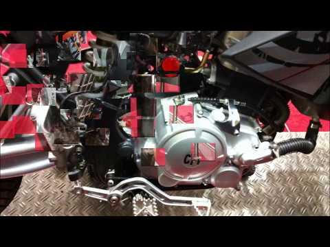 Kreidler Supermoto 125 / 250 2011 Ausstellug