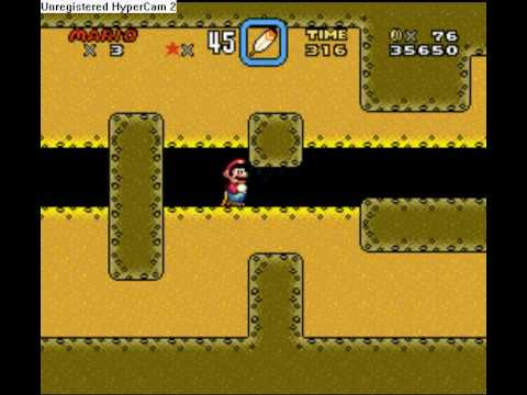 Super mario world 86 valley of bowser 2 key exit youtube super mario world 86 valley of bowser 2 key exit gumiabroncs Image collections