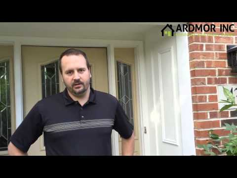 Window Frame Repair | Ardmor Inc