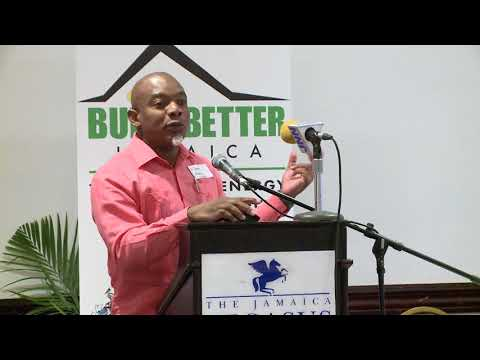 Dr. Devon Gardner, Caribbean Centre for Renewable Energy and Energy Efficiency
