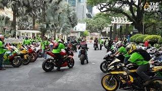 Download Video Urban ride: Kawasaki Ninja ZX-6R | KL | Mega gathering MP3 3GP MP4