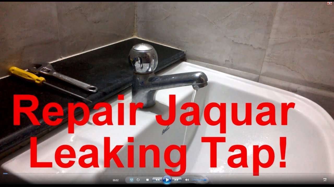 How To Fix Jaquar Leaking Tap Youtube