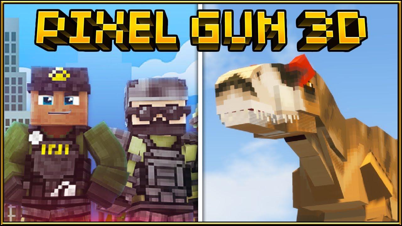TODAS LAS SIGUIENTES ACTUALIZACIONES CONFIRMADAS! | Pixel Gun 3D Noticias | PIXEL NEWS