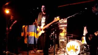 The Car Is On Fire - Ombarrops! (live in Bydgoszcz, 9.11.2009)