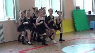 студия современной хореографии INDIGО открытый урок