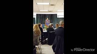 Rowan-Cabarrus Community College Student Leadership Award Banquet 2018