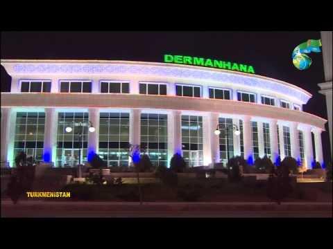 Turkmenistan part1