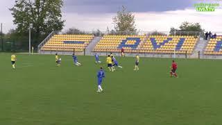 Avia Świdnik - Stal Rzeszów 1-1 [BRAMKI]