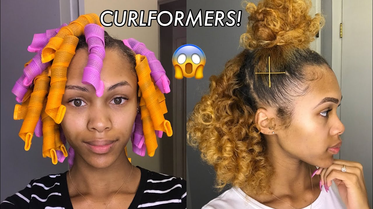 curlformers natural hair