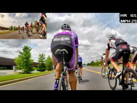HD 2016 Road Bicycle Racing - Criterium Racing (Trainer/Rollers) thumbnail