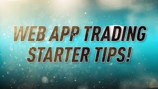 Fifa 19 - Web App Starter Trading Tips!