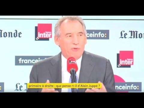 Revivez la première partie de Questions politiques avec François Bayrou