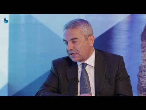 Marwan Hayek Chairman& CEO of Alfa Telecom interview with Bank of Beirut