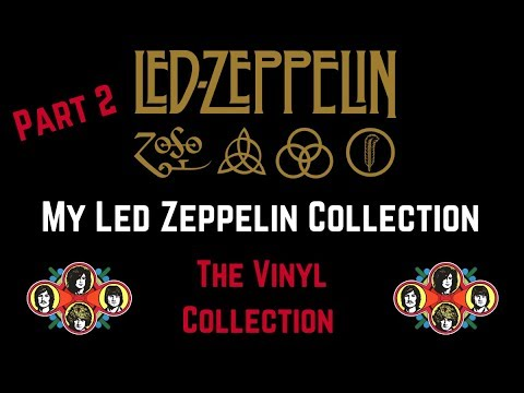 My Led Zeppelin Collection PT 2 | Vinyl & Box Sets