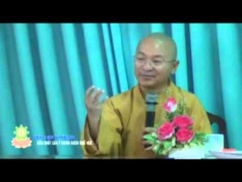 Triết học ngôn ngữ Phật giáo 02: Bản chất của ý nghĩa (20/04/2012)