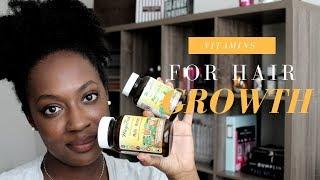 Vitamins for Hair Growth & Health | Regimen part 7