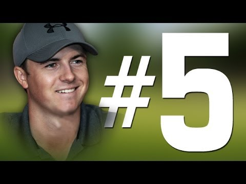 Jordan Spieth's win at age 19 is the No. 5 Moment of 2013