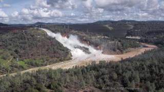 Oroville Dam Spillway Failure