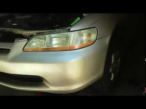 98-01 Honda Accord Transmission Fix