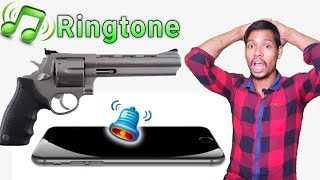 ... gun sound ringtone and effect android app #aauratechnical #soundeffectringtone