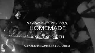 vayvay Records pres. HOMEMADE w/ ALEXANDRA @ Seltene Erden - Nuremberg