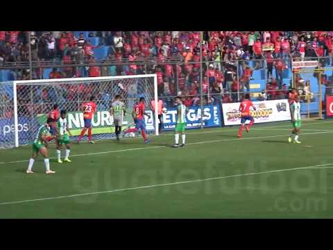 Municipal 2-0 Antigua GFC  - Jornada 03 - Clausura 2019