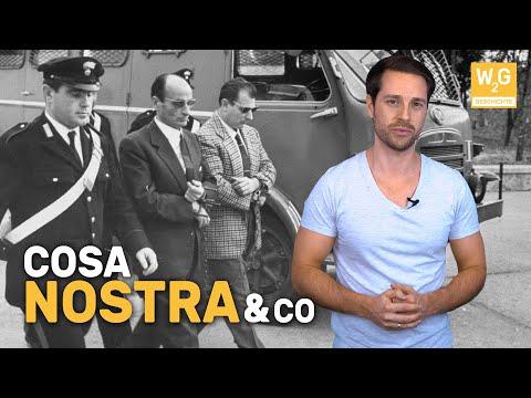 Mafia: Das organisierte Verbrechen in Italien - MrWissen2go Geschichte
