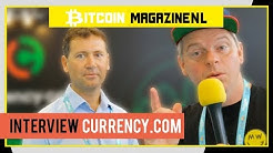 Interview CURRENCY.COM about trading Digital Assets, Tokens, Coins and Shares || BitcoinMagazine NL