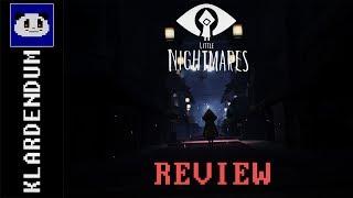 Quick review: Little Nightmares