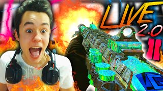 """FANBOY MODE ON... LOCURAA""!! - Call Of Duty: Black Ops 2 - LIVE 2.0 TheGrefg"