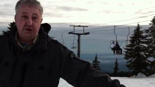 History of the Mount Seymour Mystery Chair lLift