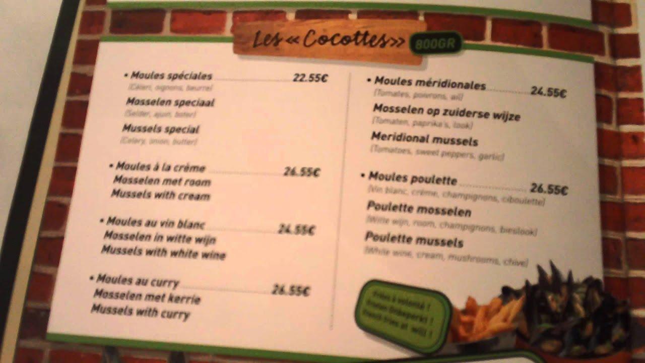 Restaurant Leon Paris