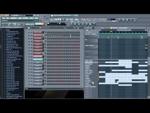 Oh My (Instrumental Remake) - DJ Drama Ft. Fabolous, Wiz Khalifa & Roscoe Dash (W/ DOWNLOAD LINK)