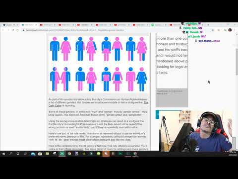 ImDontai Reads About 32 Different Genders