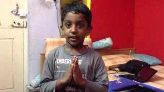 Vishwa vinuthana by Harya