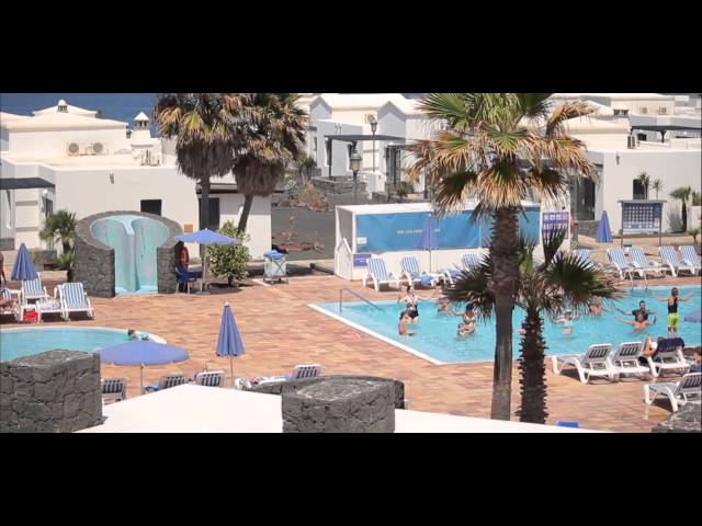 VIk Club Coral Beach, Playa Blanca Lanzarote Short version Videos De Viajes