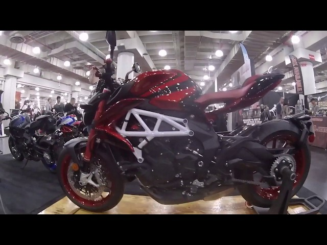 New York Motorcycle Show 2019 | Naked Bikes