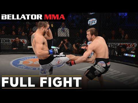 Bellator MMA: Pat Curran vs. Shahbulat Shamhalaev FULL FIGHT